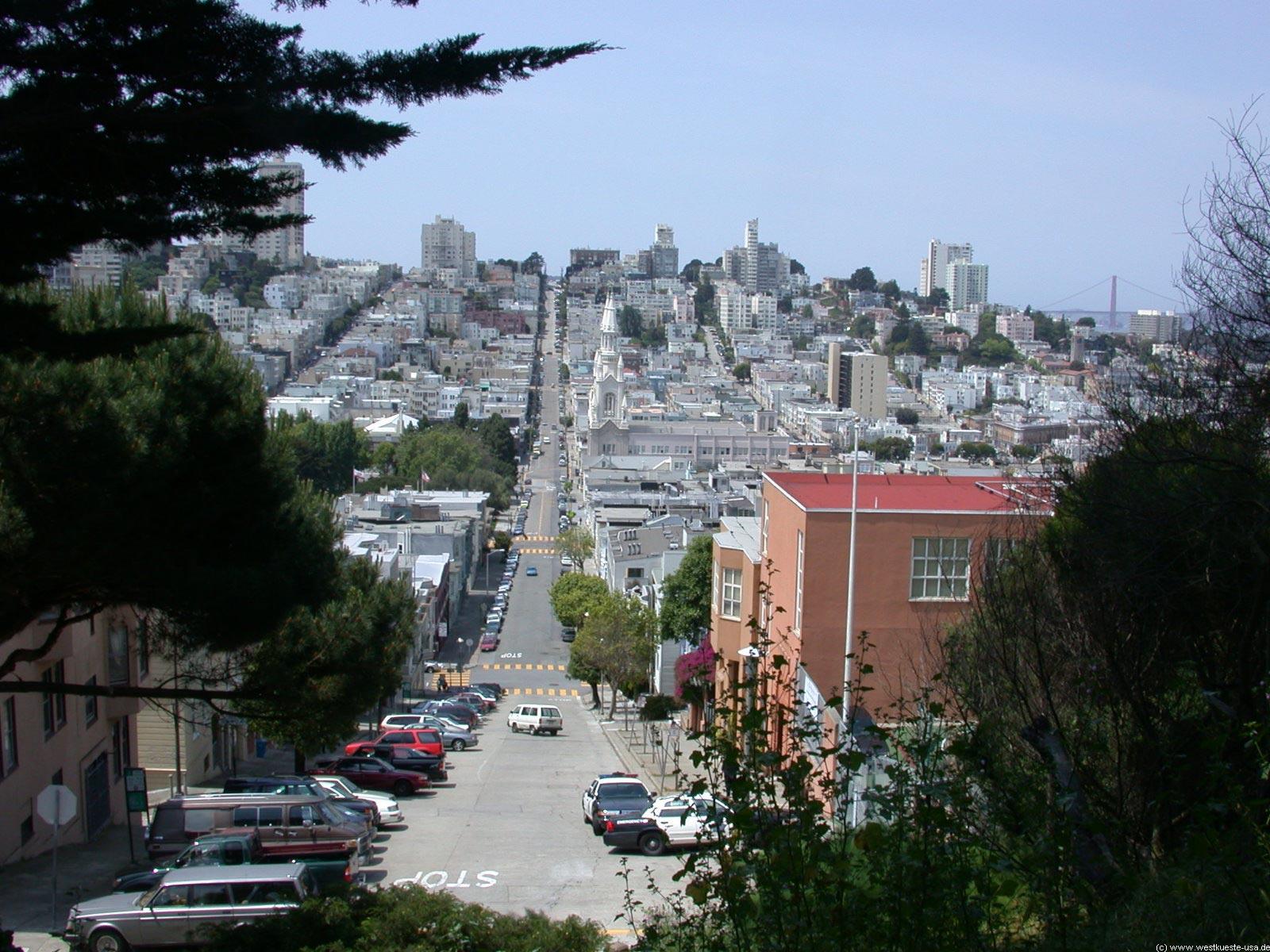 San Francisco by prezi prsentation on