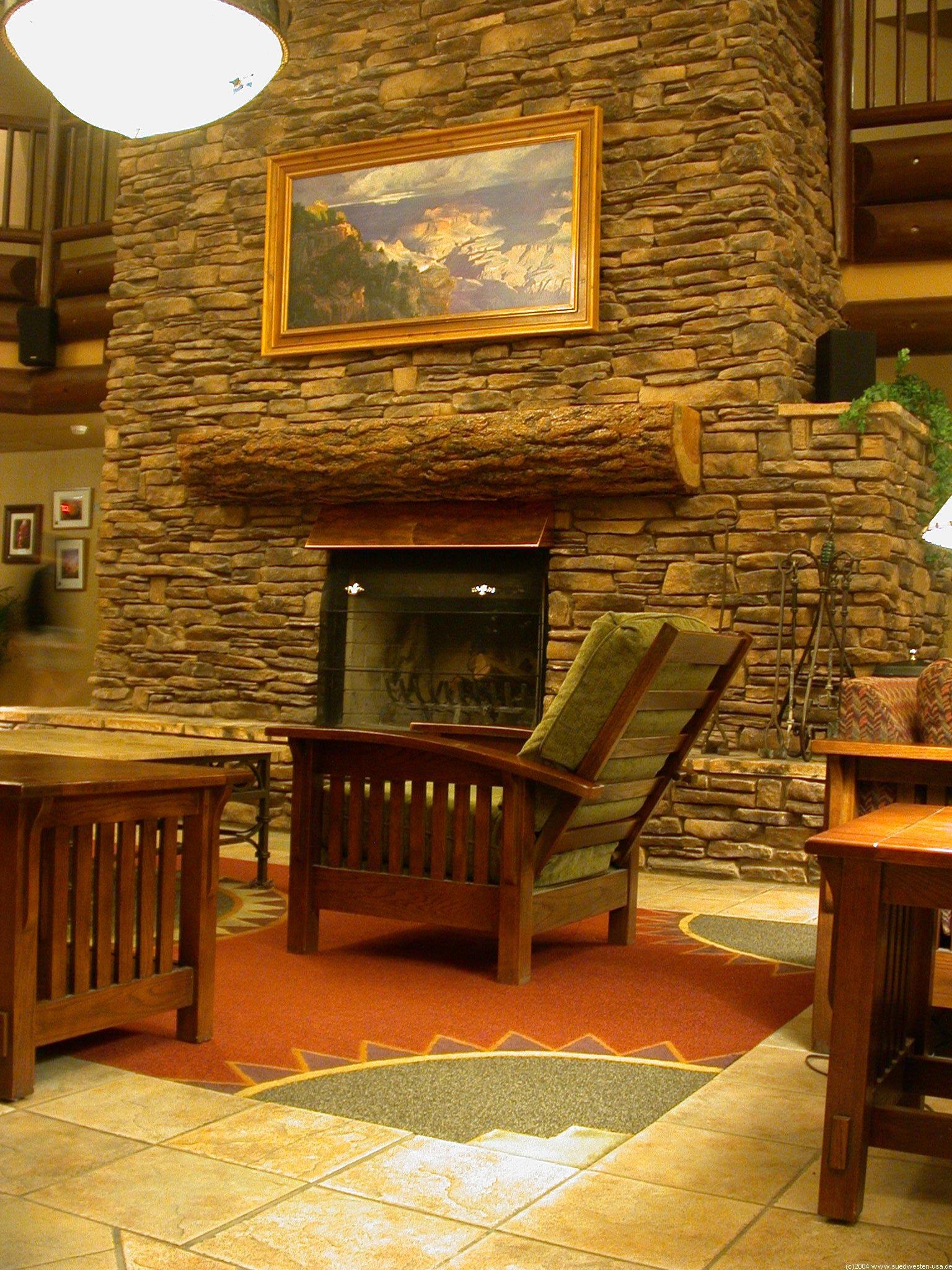 Grand Canyon Nationalpark An Und Unterkunft 2003 Tusayan Grand Hotel In Tusayan
