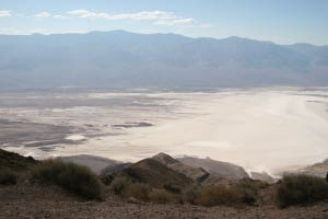 Dantes View, Badwater, Telescope Peak, Death Valley, Kalifornien
