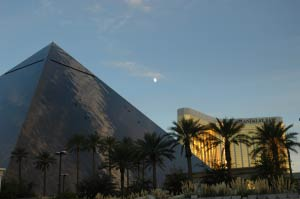 Luxor, Mandalay Bay, Las Vegas, Nevada