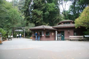 Visitor Center, Muir Woods, Kalifornien