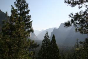 Half Dome, Tunnel View, Yosemite, Kalifornien