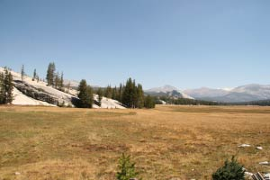 Tuolumne Meadows, Tioga Pass, Yosemite, Kalifornien