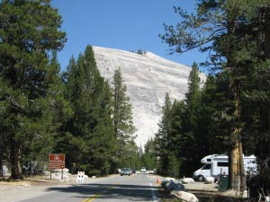 Lembert Dome, Tuolumne Meadows, Tioga Pass, Yosemite, Kalifornien