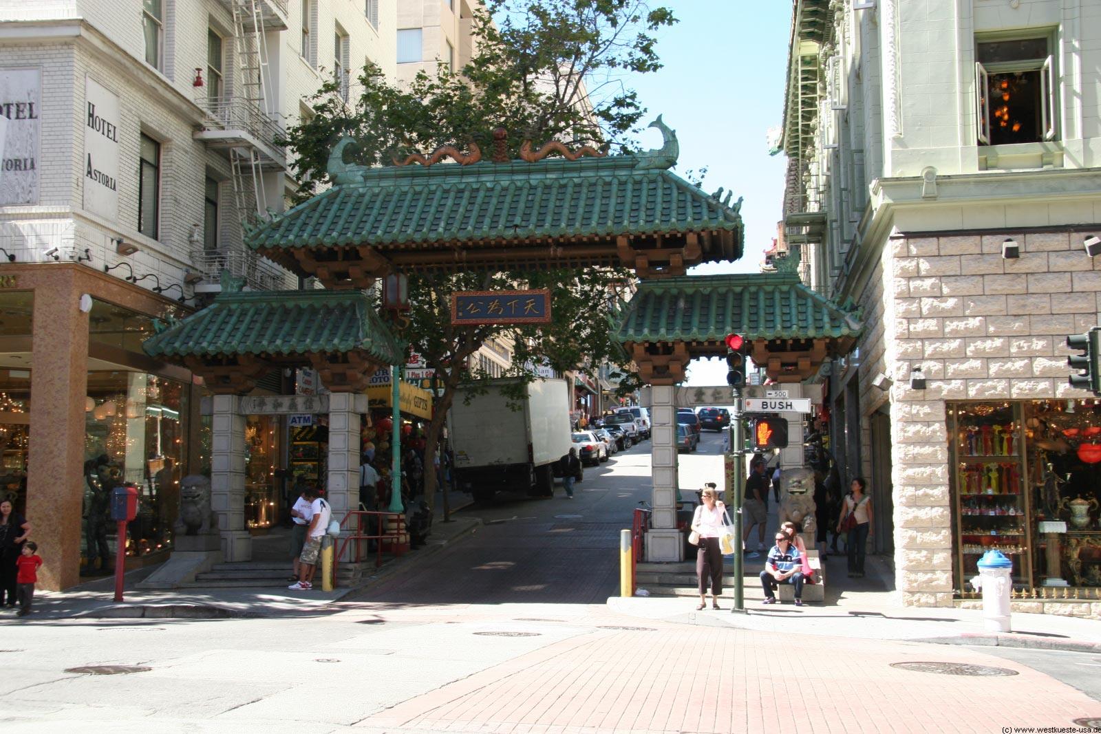 Drachentor San Francisco
