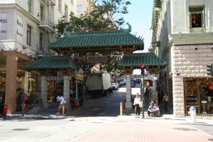 Chinatown, San Francisco, Kalifornien