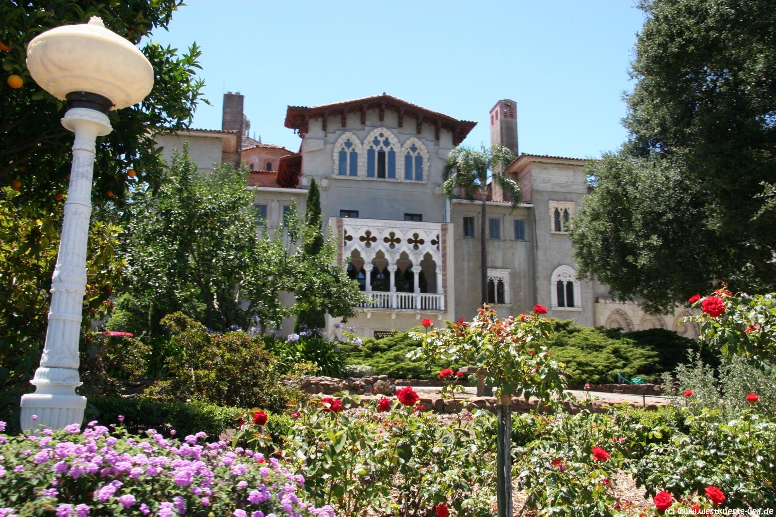 hearst castle kalifornien