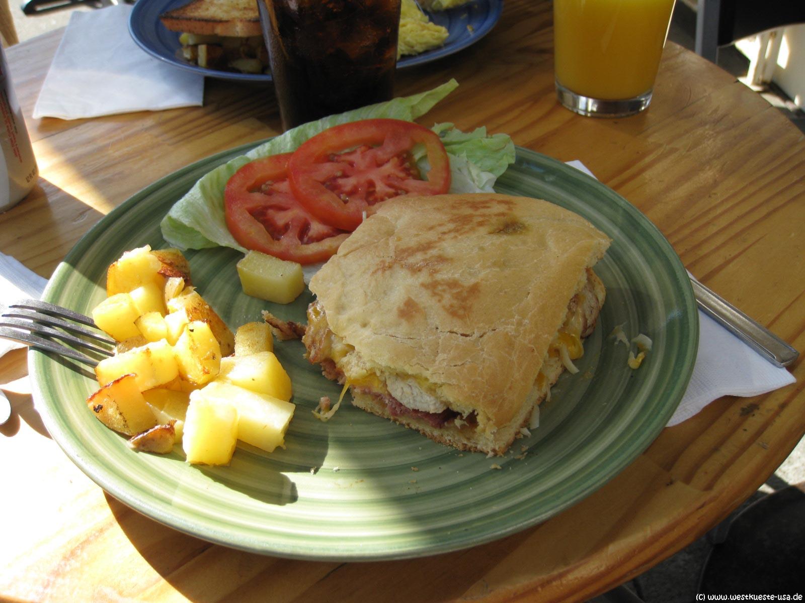 San Francisco - Columbus Motor Inn, Pat\'s Cafe, Pergamino Cafe und ...