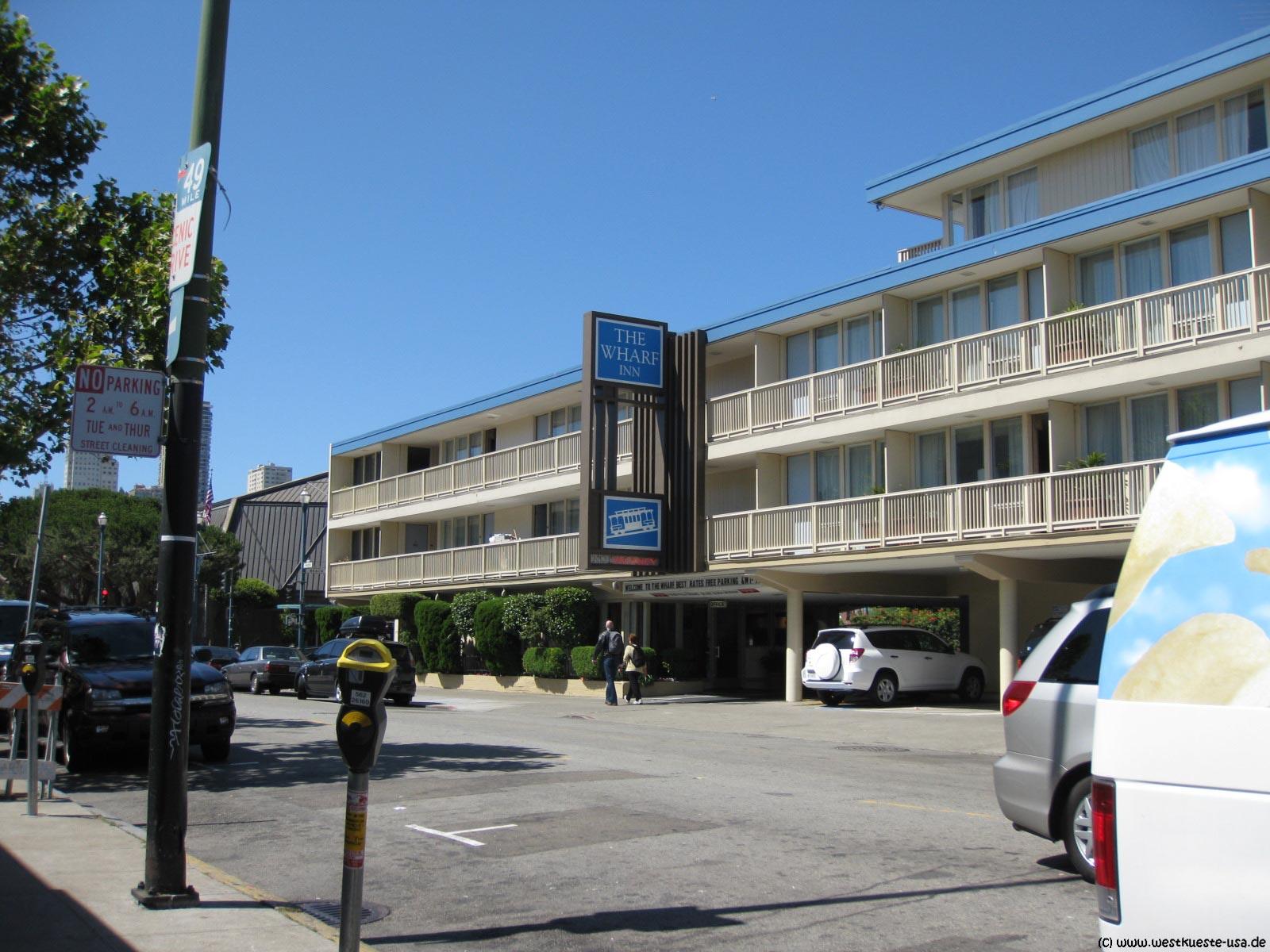 San Francisco Columbus Motor Inn Pat 39 S Cafe Pergamino