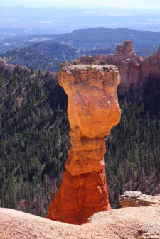 The Hunter, Agua Canyon, Bryce Canyon, Utah