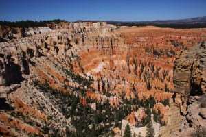 Amphitheater, Bryce Point, Bryce Canyon, Utah