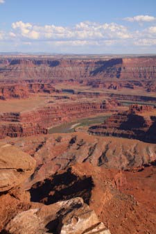 Colorado, Dead Horse Point State Park, Utah