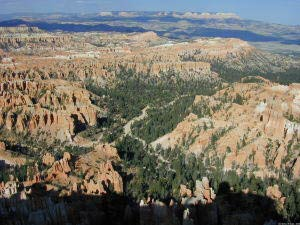 Inspiration Point, Bryce Canyon, Utah