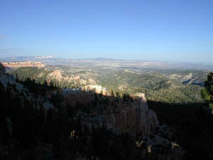 Farview Point, Bryce Canyon, Utah