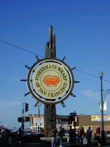 Fishermans Wharf, San Francisco, Kalifornien