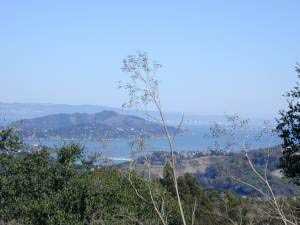 San Pablo Bay, Angel Island, Kalifornien