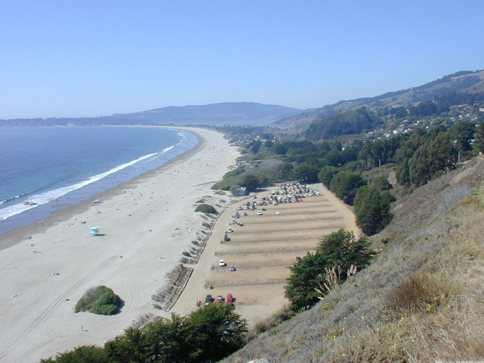stinson beach single guys Man-made dunes may one day help shield stinson beach from rising seas and   six and a half feet of sea-level rise and a single 100-year.